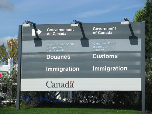 Canadian visitor information